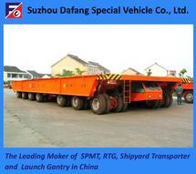 DCY380 Self-Propelled Platform Hydraulic Transporter