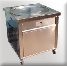 USA ice pan Stirring ice cream machine