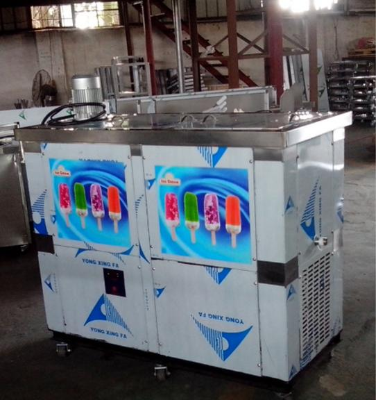 480 pcs per hour CE certificated Ice Lolly Machine