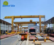 Professional gantry crane with 30 years crane experience Industry application quality
