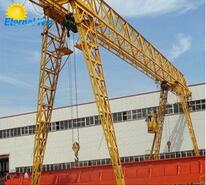 Professional crane manufacture gantry crane price