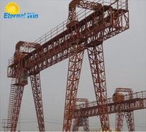 MG truss double girder 40ton gantry crane