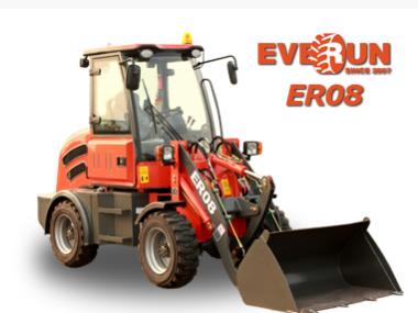 ER08 Wheel Loader