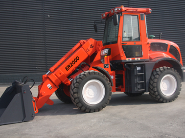 Telescopic Loader ER2000
