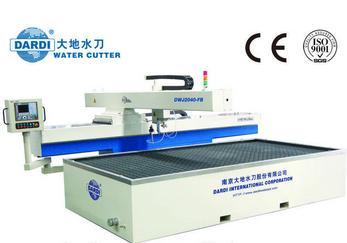 DARDI Waterjet CNC Cutting Machine (DWJ2040-FB)