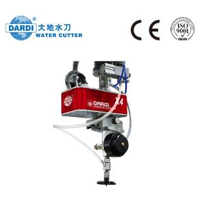 4 -Axis Linkage CNC Ultra-High Pressure Waterjet Cutting Machine