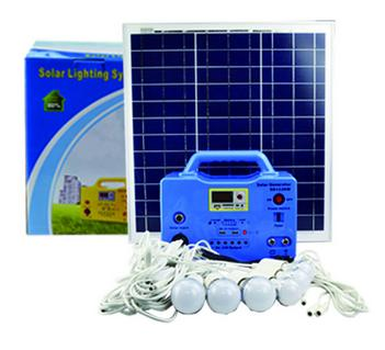 Solar Lighting System  SG1230W Series (30W/18V)