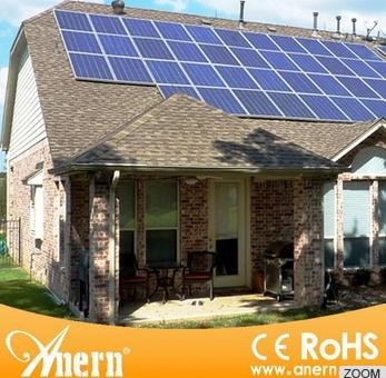 CE RoHS approved 3kw sun solar system for pv energy