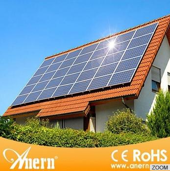 Home use 5KW off grid solar power system for China sun power factory