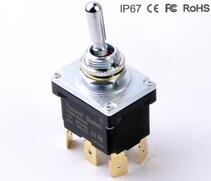 TOOWEI waterproof 15a 250v high quality toggle switch