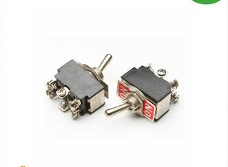 KN3(C)-202 type 1321 on-on toggle switch ford car power window switch high quality switch