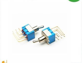 MTS-202-C4 miniature toggle switchs toggle switch off on on toggle switch(FBELE)