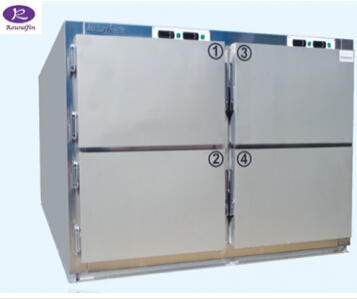 Mortuary freezers four bodies/rooms