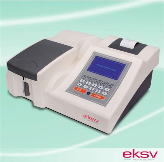 Semi-auto Biochemistry Analyzer EKSV-3000C