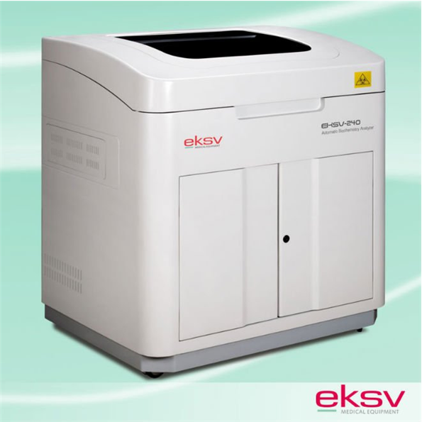 Automatic Biochemistry Analyzer   EKSV-240