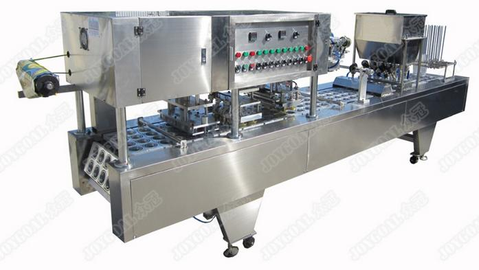 mineral water cup filling and sealing machine/cup water filling machine/water cup filling machine