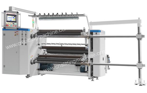 ZTM-D PLC Controlled High Speed Slitting Machine
