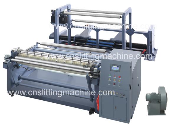 ZTM-G Jumbo Paper Roll Slitter Rewinder Machine