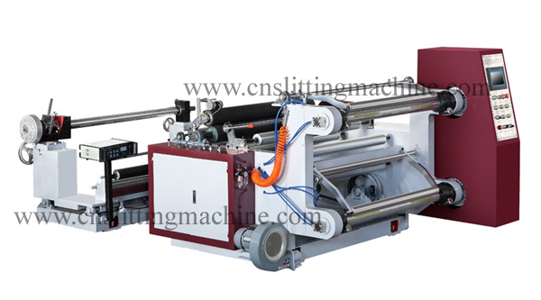 ZWQ Horizontal Slitting and Rewinding Machine