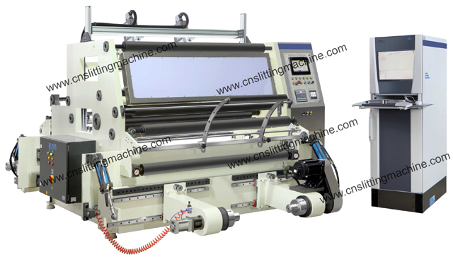 ZTM-H Series Servo Drive Film Defect Inspection Machine