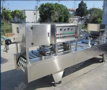 sealing machine for beverage cup