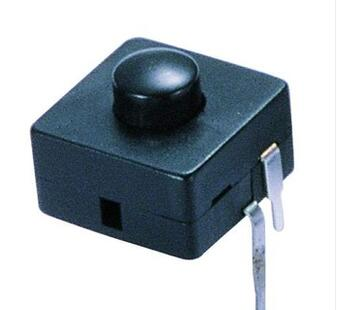 250V PTS black push button switch with good price