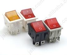 JSH rocker switch supplier made in china