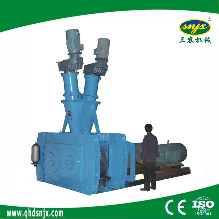 Fertilizer Extrusion Granulation Machine