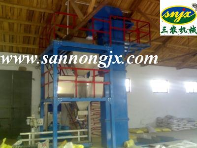 Fertilizer  Floor Batching System DPHB50-150-D