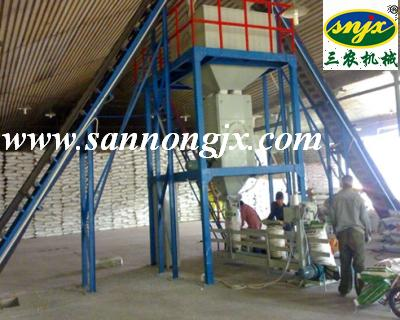 2016 New Fertilizer Blending Plant DPHB50-5B