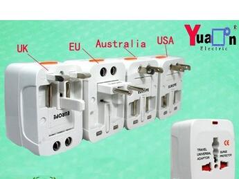 YD-931L world travel adapter