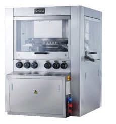 GZP730 series High Speed Rotary Tablet Press