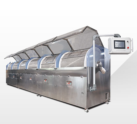 ZL300 Inteligent softgel tumbler dryer