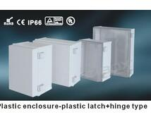 small electronic ABS plastic enclosure