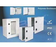 2014 hot selling high quality SMC/DMC Polyester Enclosure /Waterproof Fiber Glass distribution boxes