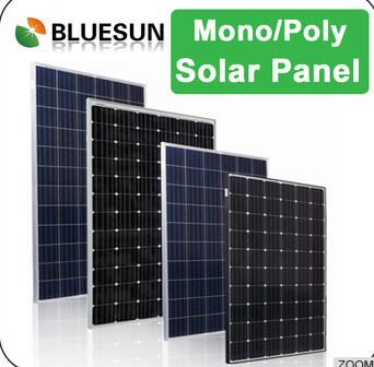 High quality 2016 commercial grade solar panels 210w poly