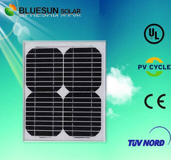 China top 1 mini monocrystalline 10watt solar pannel