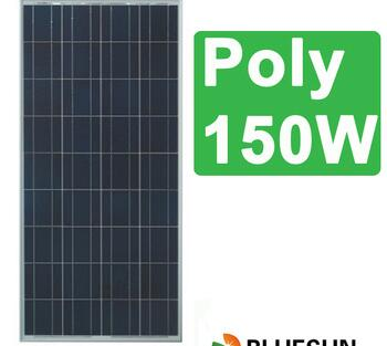 China TOP quality solar panel price 145w solar module TUV CE MCS