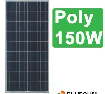 China TOP quality solar panel price 145w solar module TUV CE MCS