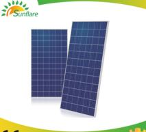 quality assurance 290w poly solar panel price from factory