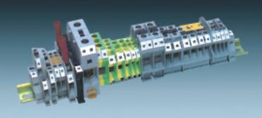 SUK Series Screw Frame Clamping Terminal Blocks