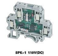 SPK-1光电耦合型接线端子排