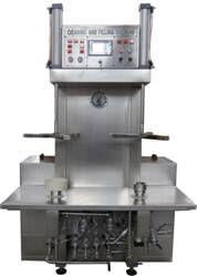 Цельное оборудование очистки, заливки типа QG-ZJ3
