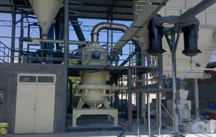 MQW Jet Mill