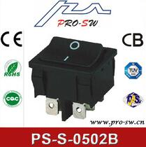 kcd2 dpdt rocker switch 10A 125V