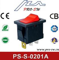 kcd1 lighted rocker switch 10A 125V 5e4 ce tuv