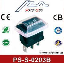 kcd1 wateproof rocker switch 10A 125V