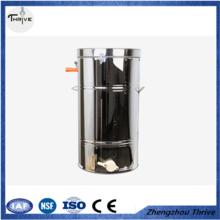 Small Suspension type two frames honey shake machine