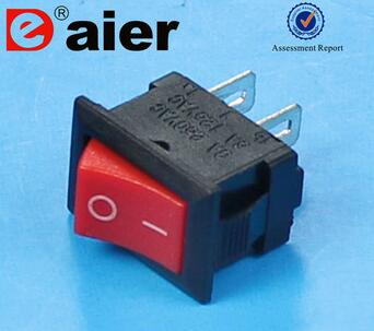 KCD5-101 on-off miniature rocker switch