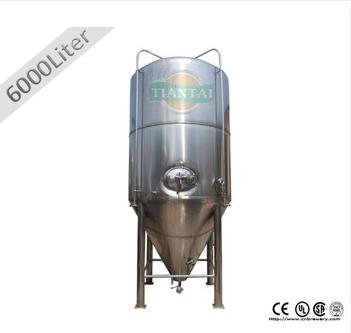 3000L/batch Commercial Micro Beer Brewery for sale